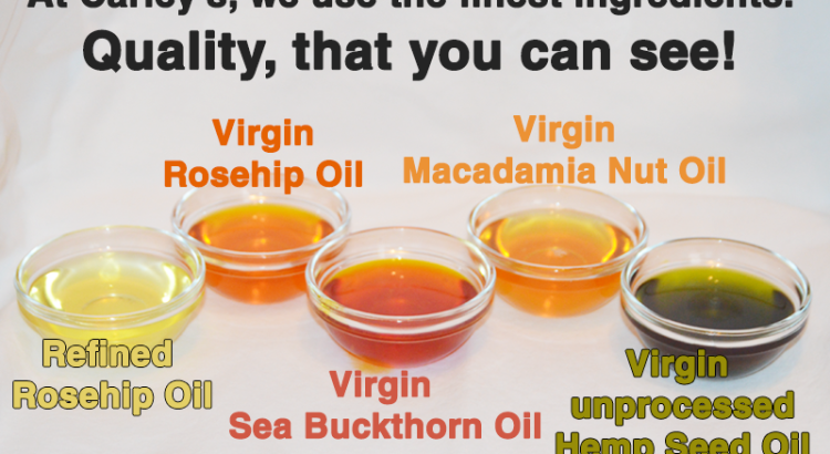 VIRGIN-OILS